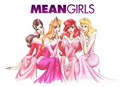 Mean Girls - disney-princess fan art