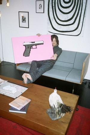 Meet Reedus in 5 minutos ~ 2015