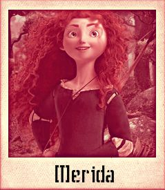 Merida-Gryffindor