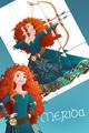 Merida with bow - disney-princess photo