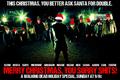 Merry Christmas, You Sorry Shits! - the-walking-dead fan art