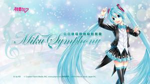 Miku Symphony 2016 Cover