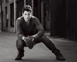 Miles Teller - Men's Fitness Photoshoot - 2015