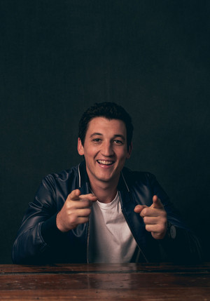 Miles Teller - Toronto International Film Festival Photoshoot - 2016