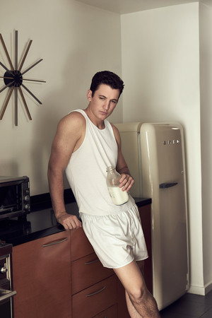Miles Teller - Vanity Fair Photoshoot - 2016