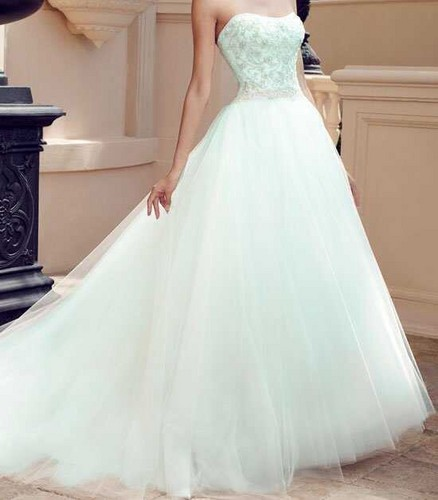 ace2000 fondo de pantalla entitled Mint Wedding Dress