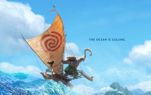Disney's Moana Hintergrund called Moana