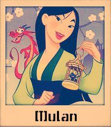 Mulan-Gryffindor