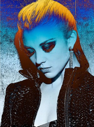 Natalie Dormer in Z!nk Magazine Photoshoot