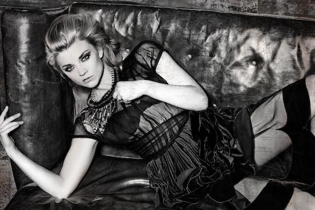 Natalie Dormer in Z!nk Magazine Photoshoot
