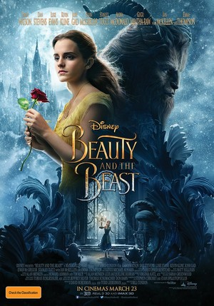 New Beauty and the Beast (2017) poster