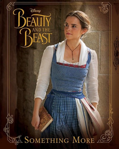 Beauty and the Beast (2017) kertas dinding called New pic of Emma as Belle in Beauty and the Beast