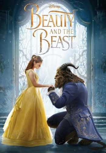 Beauty and the Beast wallpaper titled New poster of Beauty and the Beast 2017