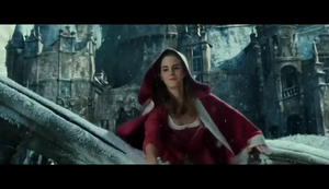 New scenes of 'Beauty and the Beast'