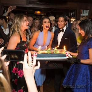 "Nina's ""La La Land"" Theme 28th Birthday Party [January 2017]"