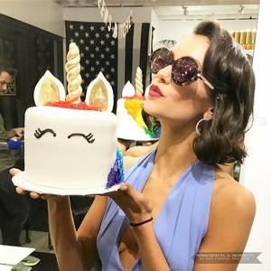 """Nina's """"La La Land"""" Theme 28th Birthday Party [January 2017]"""