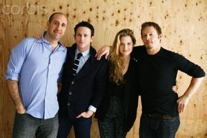 Norman Reedus, Jonathan Tucker, Grace Gummer and Josh Sternfeld
