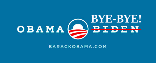 U.S. Republican Party 壁纸 entitled Obama Bye-Bye 2017