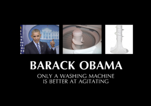 Obama the Agitator