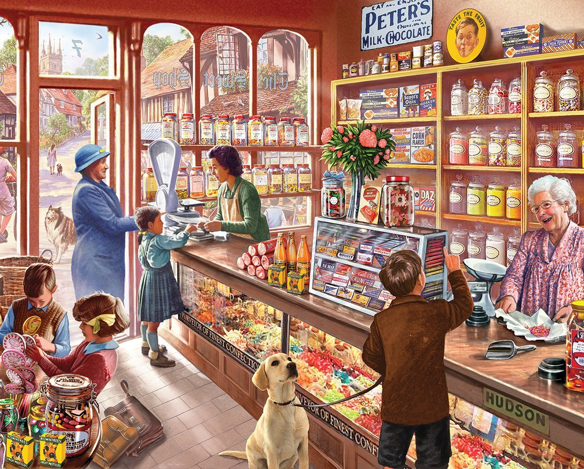 Candy Images Old Candy Shop Hd Wallpaper And Background Photos