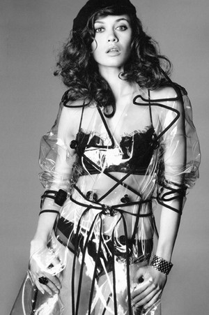 Olga in InStyle Russia (2010)