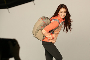 PARK SHIN HYE CHOSEN TO CONTINUE WITH FRENCH OUTDOOR BRAND MILLET