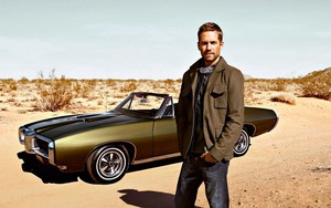 Paul Walker kertas dinding
