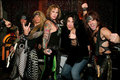 Paul w/Steel Panther ~December 15, 2008 - kiss photo
