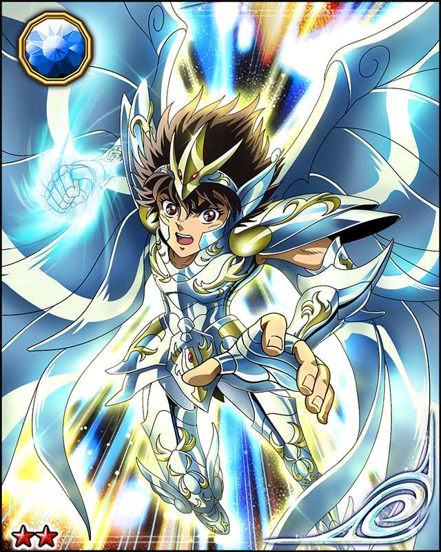 Saint Seiya Knights Of The Zodiac Images Pegasus HD Wallpaper And Background Photos