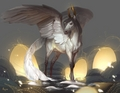Pegasus - fantasy photo
