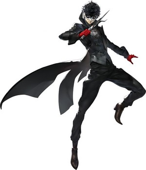 Persona 5 - Protagonist as Joker