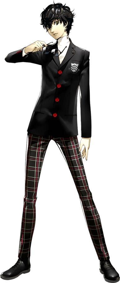 Persona 5 - Protagonist