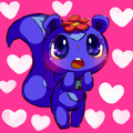 Petunia in love. - happy-tree-friends photo