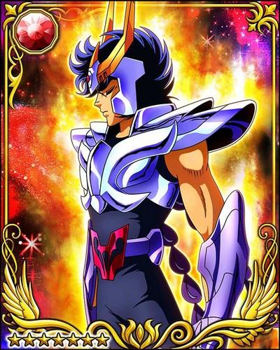 Saint Seiya (Knights of the Zodiac) fondo de pantalla entitled Phoenix Ikki