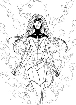 Phoenix of the White Crown par JamieFayX