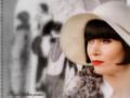 Phryne's fashion passion (1024x768) - miss-fishers-murder-mysteries wallpaper