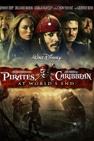 Pirates of the Caribbean 3 At World's End. AKA: best movie ever!
