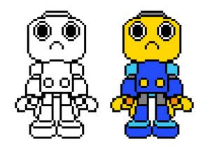 Pixel Character 051