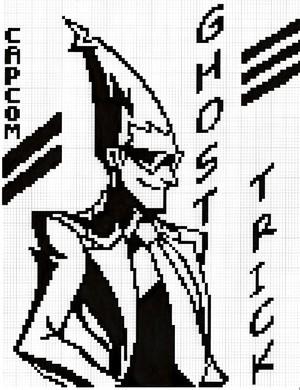 Pixel Character 055