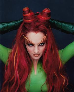Poison Ivy  Uma