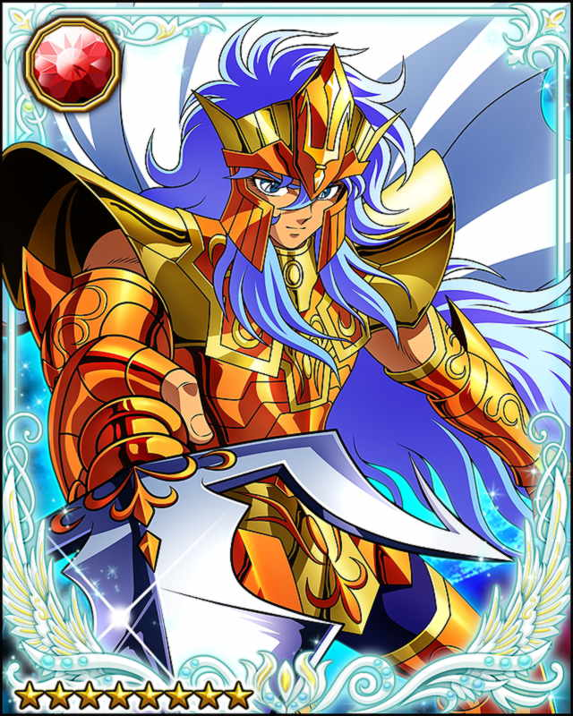 Poseidon - Saint Seiya (Knights of the Zodiac) Foto