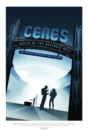 Poster - Ceres