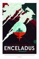 Poster - Enceladus