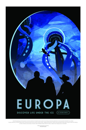 Poster - Europa