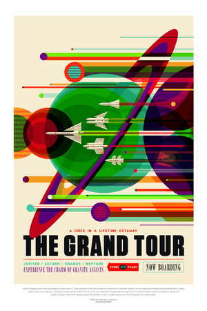 Poster - Grand Tour