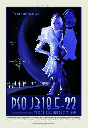 Poster - PSO J318.5-22