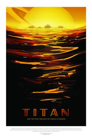 Poster - Titan