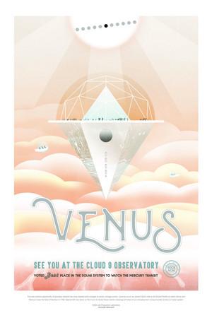 Poster - Venus