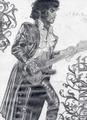 Prince's Purple Reign - prince fan art