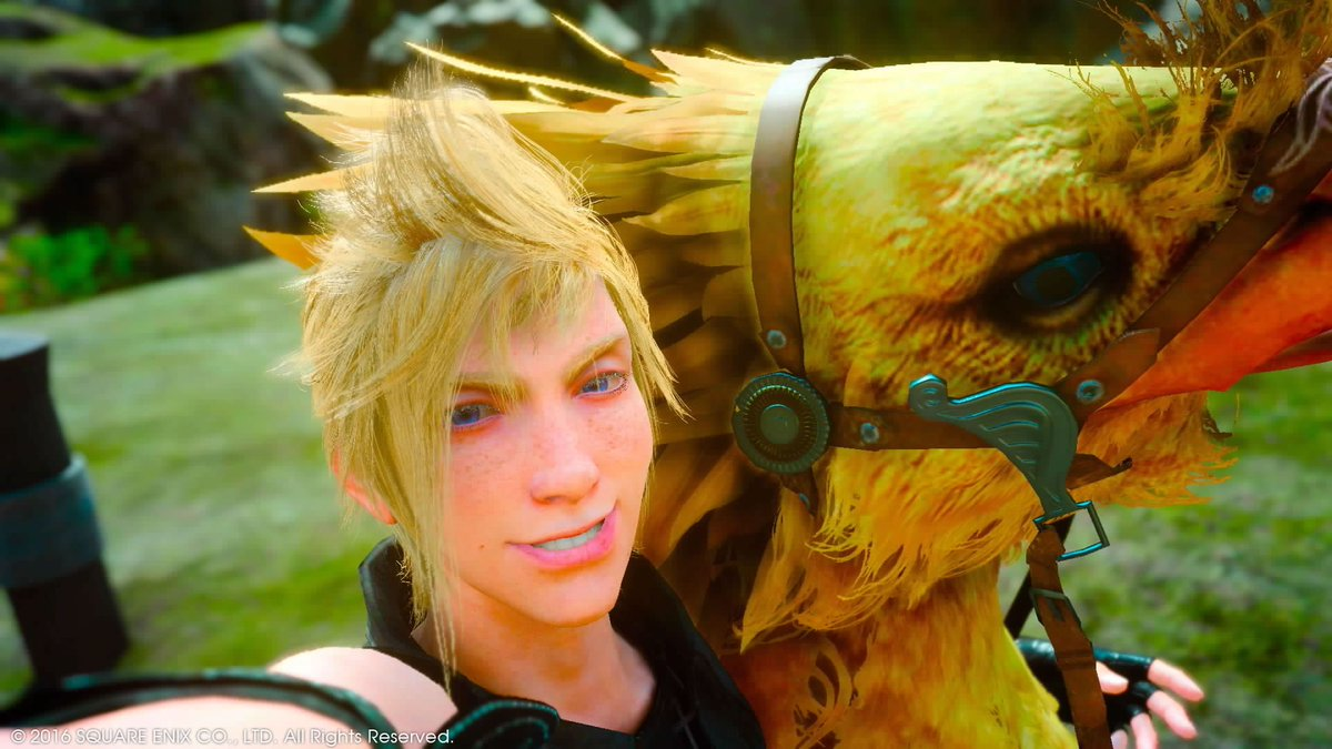 Prompto Argentum FFXV Images HD Wallpaper And Background Photos